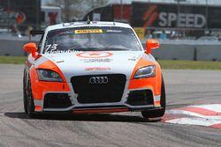 #73 Compass 360 Audi: Pierre Kleinubing