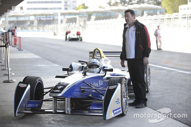 Showcar Formel E