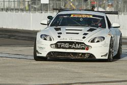 Aston Martin action
