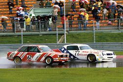 Wilfried Vogt, BMW 323i y Peter John, Chevrolet Camaro