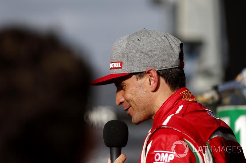 #51 Spirit of Race Ferrari 488 GT3: Daniel Serra