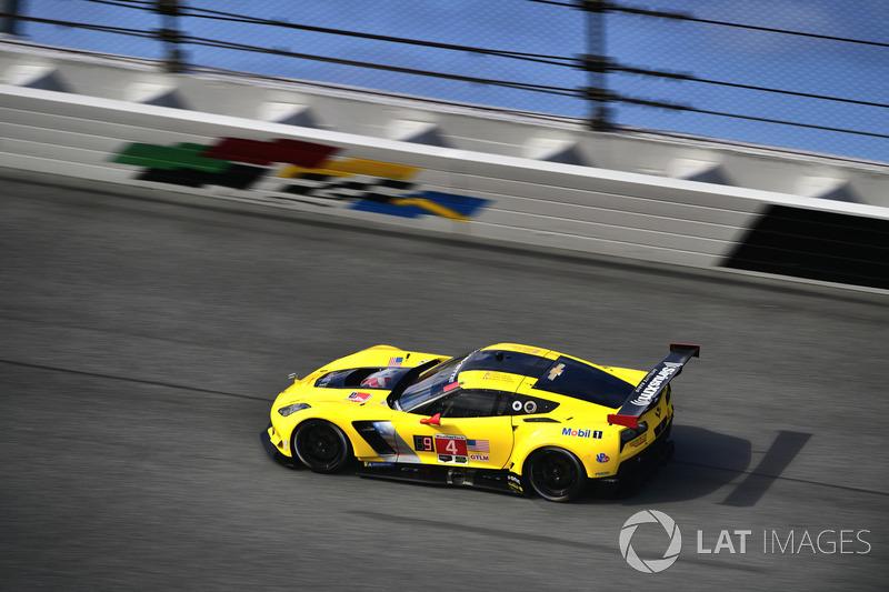 4. GTLM: #4 Corvette Racing, Chevrolet Corvette C7.R