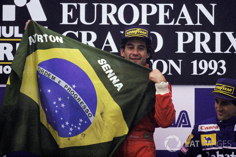 1993 Avrupa GP