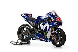 Bike of Maverick Viñales, Yamaha Factory Racing