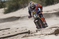 #19 Red Bull KTM Factory Racing KTM: Antoine Meo
