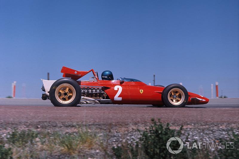 Ferrari 312B (1970-1971)