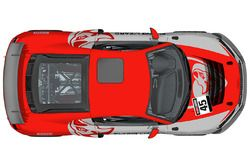 Flying Lizard Motorsports Audi R8 GT4