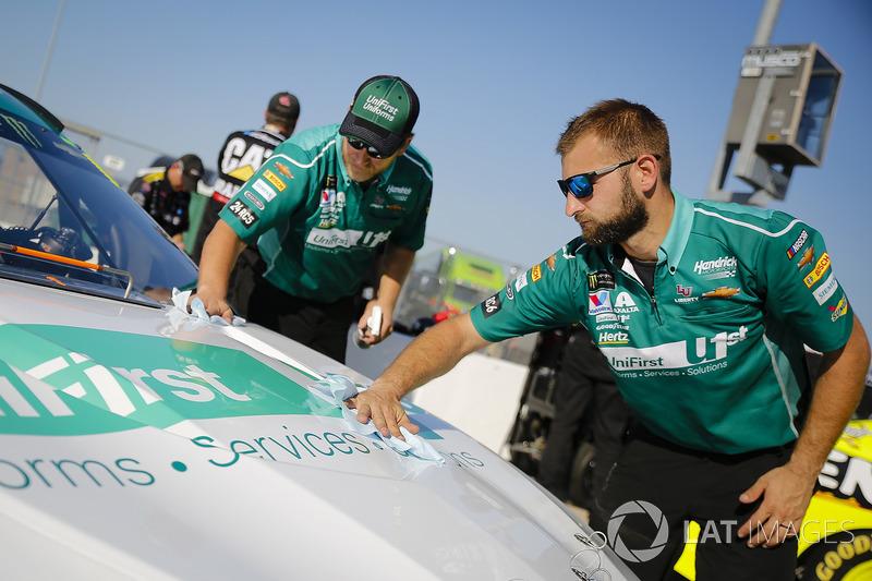 Crew: Hendrick Motorsports
