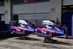 Scuderia Toro Rosso STR13 carrocería