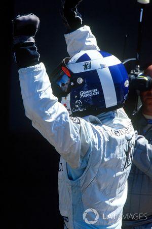 Winnaar David Coulthard, McLaren