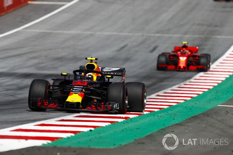 GP da Áustria de 2018