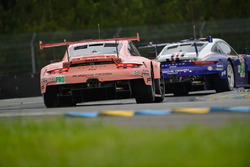 #91 Porsche GT Team Porsche 911 RSR: Richard Lietz, Gianmaria Bruni, Frédéric Makowiecki, #92 Porsche GT Team Porsche 911 RSR: Michael Christensen, Kevin Estre, Laurens Vanthoor