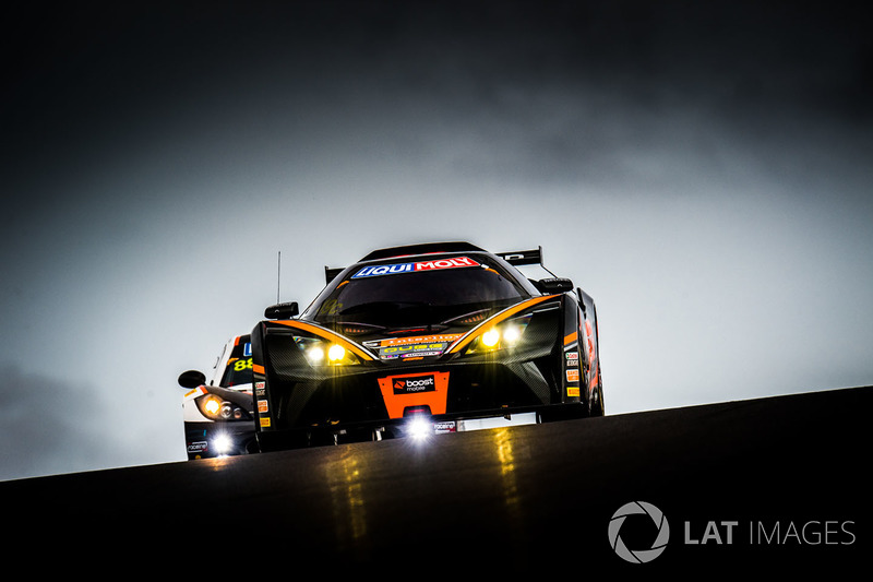 #49 KTM / M Motorsport KTM X-Bow GT4: Glen Wood, Trent Harrison, Cody Hill