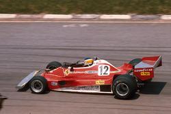 Carlos Reutemann, Ferrari 312T2