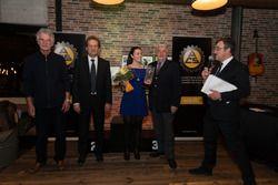 Sharon Scolari alla premiazione ACS 2017