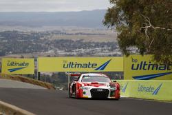 #39 Audi Sport Team WRT Audi R8 LMS: Pedro Lamy, Paul Dalla Lana, Mathias Lauda, Will Davison