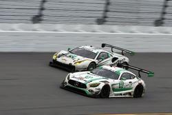 #33 Riley Motorsports Mercedes AMG GT3: Jeroen Bleekemolen, Ben Keating, Adam Christodoulou, Luca St