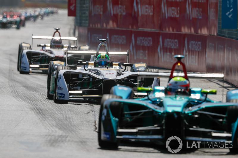 Oliver Turvey, NIO Formula E Team Lucas di Grassi, Audi Sport ABT Schaeffler, Daniel Abt, Audi Sport ABT Schaeffler