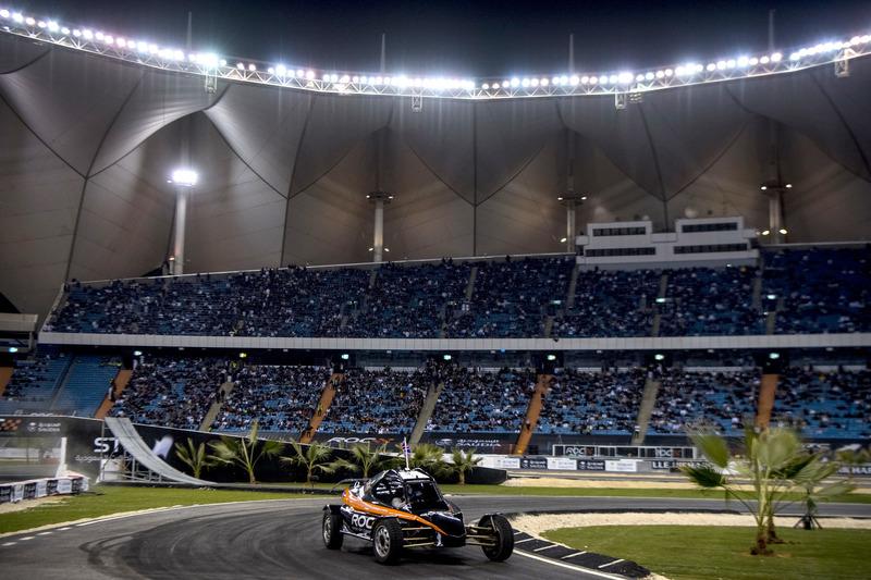 David Coulthard, ROC Car