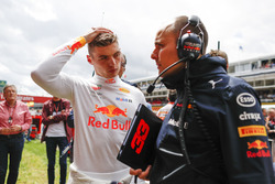 Max Verstappen, Red Bull Racing, na polach startowych