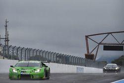 #63 Lamborghini Huracan, Antonelli Motorsport: Zampieri-Altoè