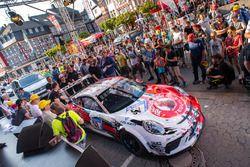 #57 Gigaspeed Team GetSpeed Performance Porsche 911 GT3 Cup: Janine Hill, John Shoffner, Arno Klasen