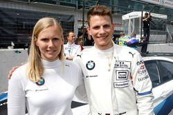 #60 Securtal Sorg Rennsport BMW M4 GT4: Beitske Visser, Nico Menzel