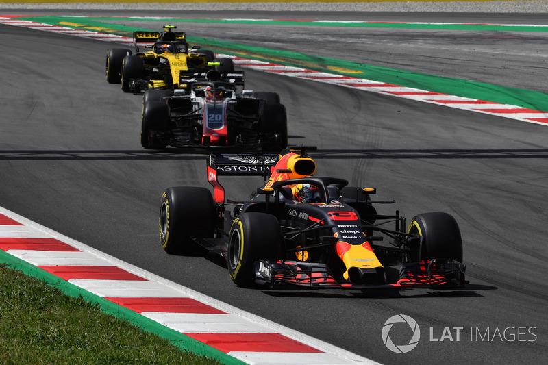 5e : Daniel Ricciardo (Red Bull Racing)