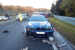 Accidente en Nordschleife