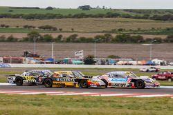 Martin Serrano, Coiro Dole Racing Chevrolet, Emiliano Spataro, Renault Sport Torino, Julian Santero, Coiro Dole Racing Torino