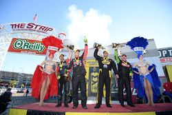 Terry McMillen, Matt Hagan, Greg Anderson, Eddie Krawiec, Troy Coughlin