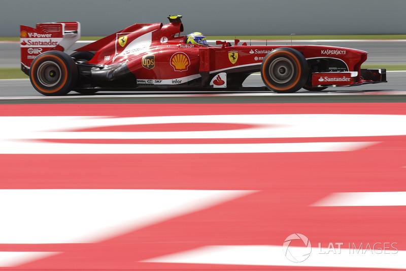 Felipe Massa - 24 grandes premios