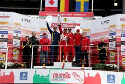 Podio Trofeo Pirelli classe AM