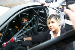 Augusto Farfus, BMW Team Schnitzer, BMW M6 GT3 with Chao Fei