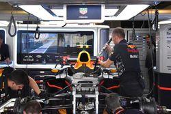 Red Bull Racing RB13, dettaglio