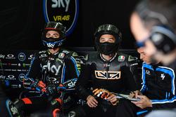Francesco Bagnaia, Sky Racing Team VR46, Luca Marini, Sky Racing Team VR46