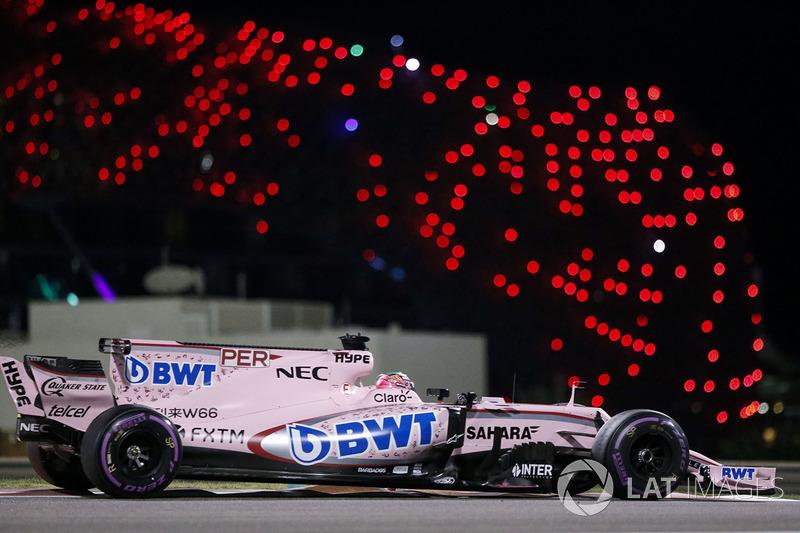 7. Серхио Перес, Force India