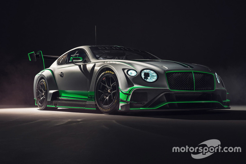 Bentley Continental GT3 2018