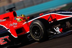 Rio Haryanto, Virgin Racing VR-01