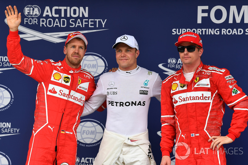 2017 - Valtteri Bottas, Mercedes AMG F1