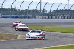 #59 TA Chevrolet Corvette driven Simon Gregg of Derhaag Motorsports