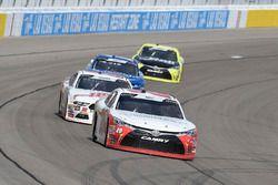 Christopher Bell, Joe Gibbs Racing, Toyota Camry Rheem-Smurfit Kappa, Cole Custer, Stewart-Haas Raci