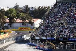 Alex Lynn, DS Virgin Racing. Jose Maria Lopez, Dragon Racing