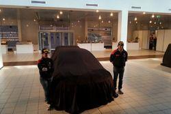 Paolo Andreucci e Anna Andreussi svelano la loro Peugeot 208 T16 R5