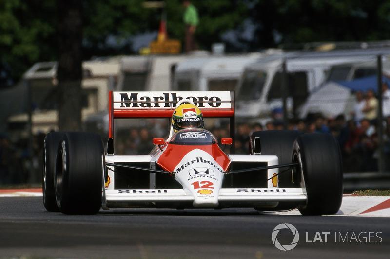 7 - GP de San Marino, 1988, Imola