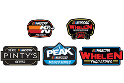 Logos de la series NASCAR