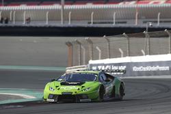 #964 GRT Grasser Racing Team Lamborghini Huracán GT3: Mark Ineichen, Rolf Ineichen, Christian Engelh