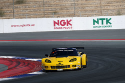 #18 V8 Racing Chevrolet Corvette C6-ZR1: Luc Braams, Duncan Huisman, Alex van 't Hoff, Rick Abresch,