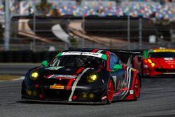 #73 Park Place Motorsports Porsche GT3 R, GTD: Patrick Lindsey, Jörg Bergmeister, Tim Pappas
