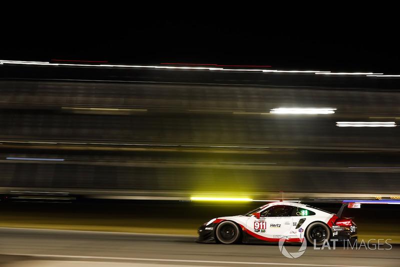 #911 Porsche Team North America Porsche 911 RSR, GTLM: Patrick Pilet, Nick Tandy, Frédéric Makowiecki